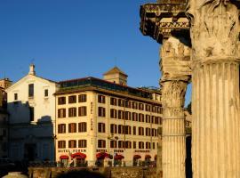 Hotel Forum, hotel in Rome