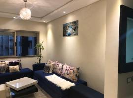 Studio de luxe @ coté de l aireport Mohamed 5 casa, hotel near Mohammed V International Airport - CMN,