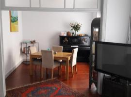 Just like home, zelfstandige accommodatie in Brussel