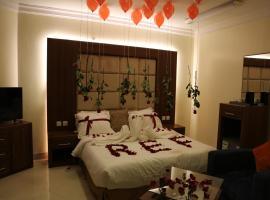 Reef Al Madina Furnished Units, hotel perto de Al Hukeer Lowna Park, Medina