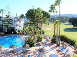 Matchroom Perla Roja, hotell nära Mijas Golf, Mijas Costa