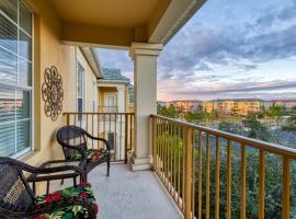 Deluxe 3 Bedroom Apartment 404, апартамент в Орландо