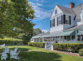 The Inn at Harbor Knoll, budget hotel in Greenport