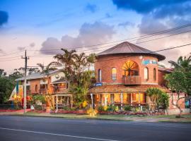 Aquarius Backpackers Resort, hotel in Byron Bay
