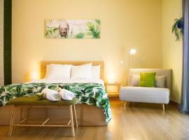 Villa Prana Guest House, hotel cerca de TEMPO - Teatro Municipal de Portimão, Portimão