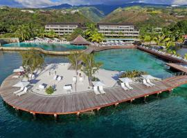 Manava Suite Resort Tahiti, hôtel  près de : Aéroport international de Tahiti-Faaa - PPT