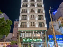 Palazzo 3 Hotel, hotel near Asia Park Danang, Da Nang