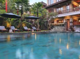 Ketut's Place Villas Ubud, hotell Ubudis