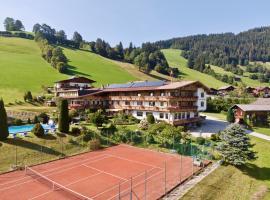 Hotel Lenzenhof, hotel in Oberau