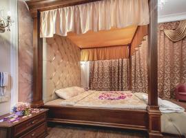 Alex Hotel on Vasilyevsky Island, hotel near Petrovsky Stadium, Saint Petersburg