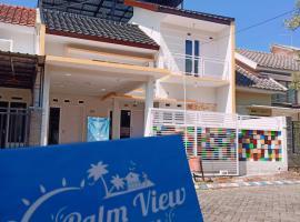 Palmview Homestay Griya Dwiga Malang, pet-friendly hotel in Malang