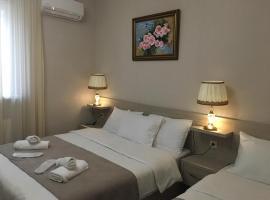 Hotel Triston, отель в Тбилиси