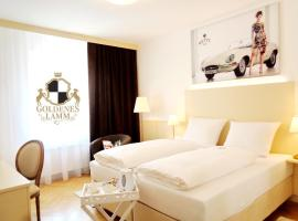 Boutique Hotel Goldenes Lamm, Hotel in Villach