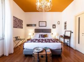 Bibliò Rooms Guesthouse, casa per le vacanze a Bologna