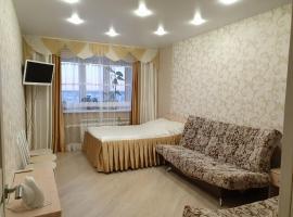Апартаменты на Сусанина, отель с удобствами для гостей с ограниченными возможностями в Костроме