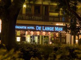 Hotel De Lange Man Monschau Eifel, hotel in Monschau