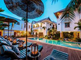 Mane Boutique Hotel & Spa, hotel in Siem Reap