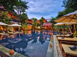 Mane Village Suites, hotel in Siem Reap