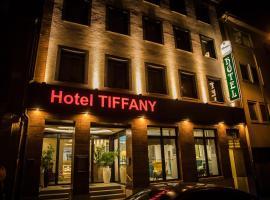 Hotel Tiffany, ξενοδοχείο κοντά σε Πανεπιστήμιο Κάσσελ, Κάσελ