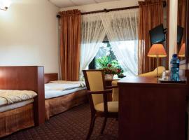Hotel Astra, hotel near Poznań-Ławica Henryk Wieniawski Airport - POZ,