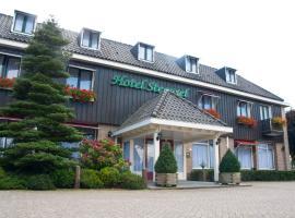 Hotel Steensel, hotel near Tongelreep Golf and Country Club, Steensel