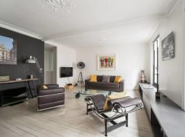 Amazing and modern flat for 6 in Le Marais, apartment in Paris