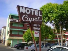 Motel Capri, motel in San Francisco