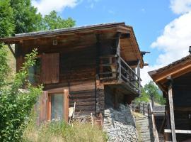 Denkmalgeschützter Spycher total renoviert, Hotel in Niederwald