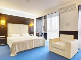 Tourist Hotel、カリーニングラードのホテル