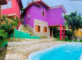 Pousada Pináles, guest house in Visconde De Maua