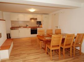 Apartments Klara -FEWO Bachmann, hotel dicht bij: Europa-Park Hoofdingang, Rust