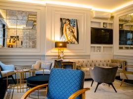 Amber Design Residence, hotel in Krakow