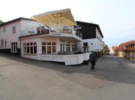 Therns Hotel, hotel i Gudhjem