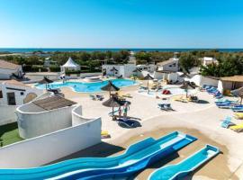 Oh! Campings - Le Clos du Rhône, hotel with jacuzzis in Saintes-Maries-de-la-Mer
