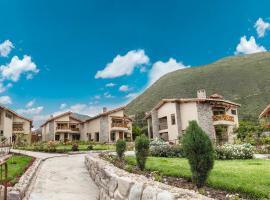 Intiterra Luxury Apart Hotel Villas, spa hotel in Urubamba