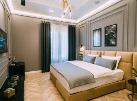 Hotel Stela Center, hotel v destinaci Tirana