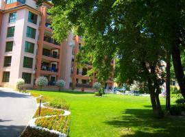 Sunrise Complex Apartments, хотел близо до Аладжа Манастир, Златни пясъци