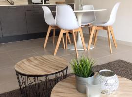 Les terrasses de Malmédy, self catering accommodation in Malmedy