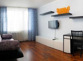 Уютный Тихвин апартаменты 1 микрорайон д 50, apartment in Tikhvin