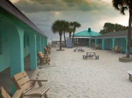 Sea Vista Motel, hotel in New Smyrna Beach