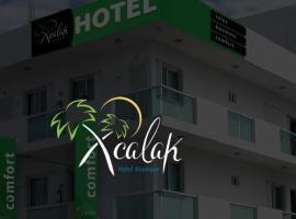 Hotel Xcalak, hotel in Chetumal