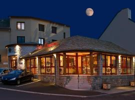 Hôtel Restaurant Prunières, hôtel à Aumont-Aubrac