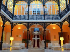 Hospedería Mirador de Llerena, hotel en Llerena