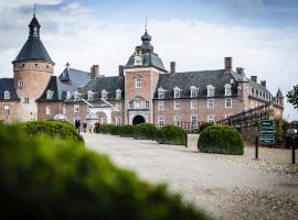 Romantik Parkhotel Wasserburg Anholt, hotel near DRU Cultuurfabriek, Isselburg