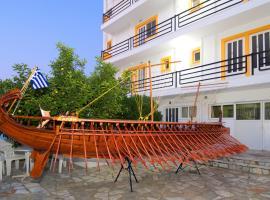 Remezzo Apartments, hotel u gradu Sami