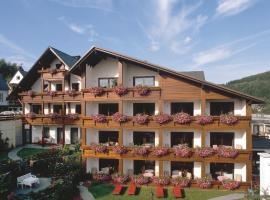 Wellnesshotel Bürgerstuben, отель в Виллингене