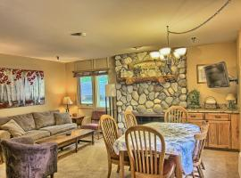 335E Mountain Villa, hotel in Boyne Falls