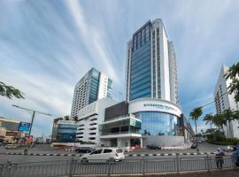 Astana Wing - Riverside Majestic Hotel, hotel di Kuching