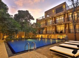 Lily's resort, hotel in Habarana