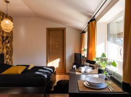 Privāta brīvdienu naktsmītne Liepaja Center Apartments Liepājā